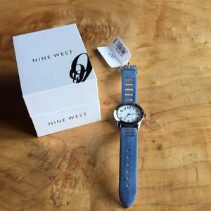 NWT in box Nine West Watch